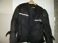 "Mens Adler Racing Motorcycle Jacket Size 2XL ( suit 44"" chest)"