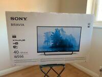 """40"""" Sony Bravia SMart TV"""