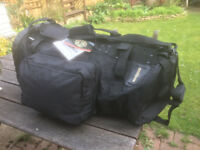 Professional/Military Armor Gear Travel luggage Wheeled 'Duffel' Bag Brand New Standlake £135