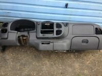 left hand drive conversion kit dashboard/ Ford transit