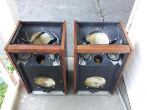 Vintage Rare Collectible BOSE speakers