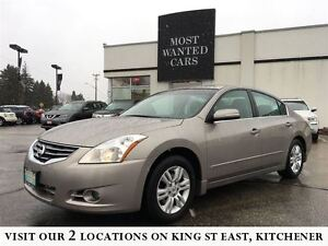2012 Nissan Altima 2.5 SL | LEATHER | CAMERA | SUNROOF |