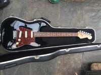 Fender USA 1996 Stratocaster. Brilliant condition. With hard case.