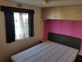 Static 3 bedroom Caravan in Dovercourt near Harwich for Sale.