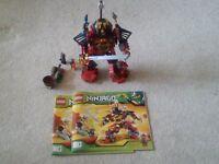 Lego Ninjago Masters of Spinjitzu Samurai Mech 9448