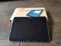 SAMSUNG GALAXY TAB 4 16GB BLACK TABLET with case