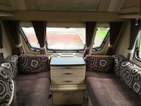 2 berth 2012 , great condition , motor mover with 2 yrs warranty left . Just had a service