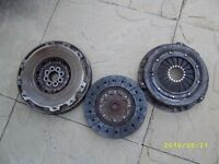 Land Rover Discovery Td5 dual mass fly wheel, clutch