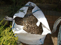 Half a Huge Bag of Gravel