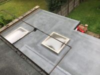 New roofs / repairs - GRP Flat roofs - Gutter cleaning repaired or renewed - Free estimates -