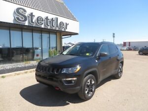 2017 Jeep Compass TRAILHAWK! SUNROOF! NAV! REMOTE START! LEATHER
