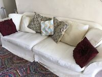 Large comfy sofa 270cm wide