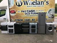 selection of fully reconditioned appliances