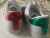 Gucci trainer size 7 for sale