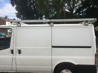 RAX vehicle racking system roof rack