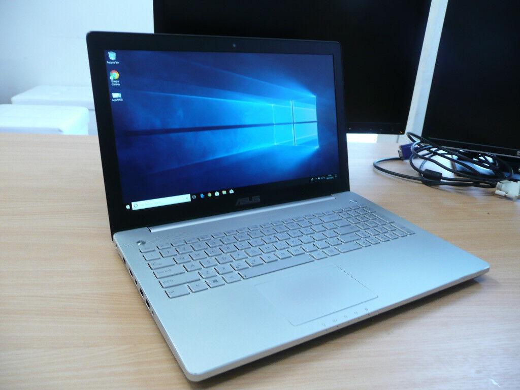 Asus N550J Powerful Laptop - Intel Core i7 4700HQ, Nvidia Geforce GTX 850M,  4GB RAM, 500GB HDD | in York, North Yorkshire | Gumtree