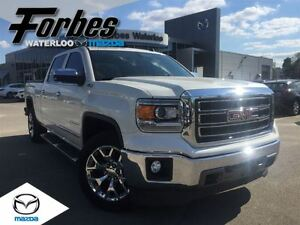2014 GMC Sierra 1500 SLT Sunroof, 6'5 box, Warranty until 2021