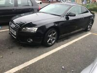 AUDI A5 1.8 LOW MILEAGE FSH, 2 KEYS, 1 YEAR MOT