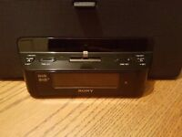 Sony XDRDS16iPN Speaker Dock with Digital Radio with connection for iPhone 5 & 6