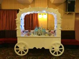 Large candy carriage