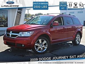 2009 Dodge Journey **SXT*AWD*AUTOMATIQUE*CAMERA*CRUISE*A/C**