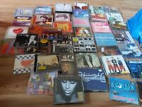 Around 70 CDs all types of music from 70s 80s 90s etc