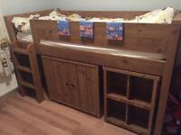 KIDS SINGLE BED from NEXT (high quality)