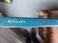 TUA Blade MX Telemark skis
