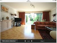 Large 3 bed House Newly carpet 2 Large Double Rooms 1 Single room Private parking Andfrf garden