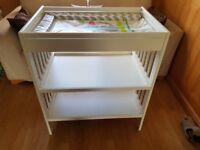 Ikea Gulliver Baby Changing Unit