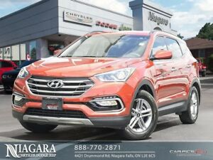 2017 Hyundai Santa Fe Sport 2.4L | BACKUP CAM | HEATED PCKG | BT