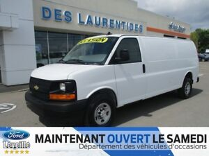 2017 Chevrolet Express 2500 ALLONGÉ LOCATION COMMERCIALE *$475.p