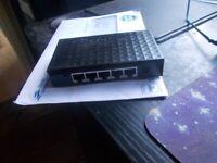 8 Port Ethernet Switch
