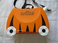 TRUNKI TIGER original used once only like new VGC SW4