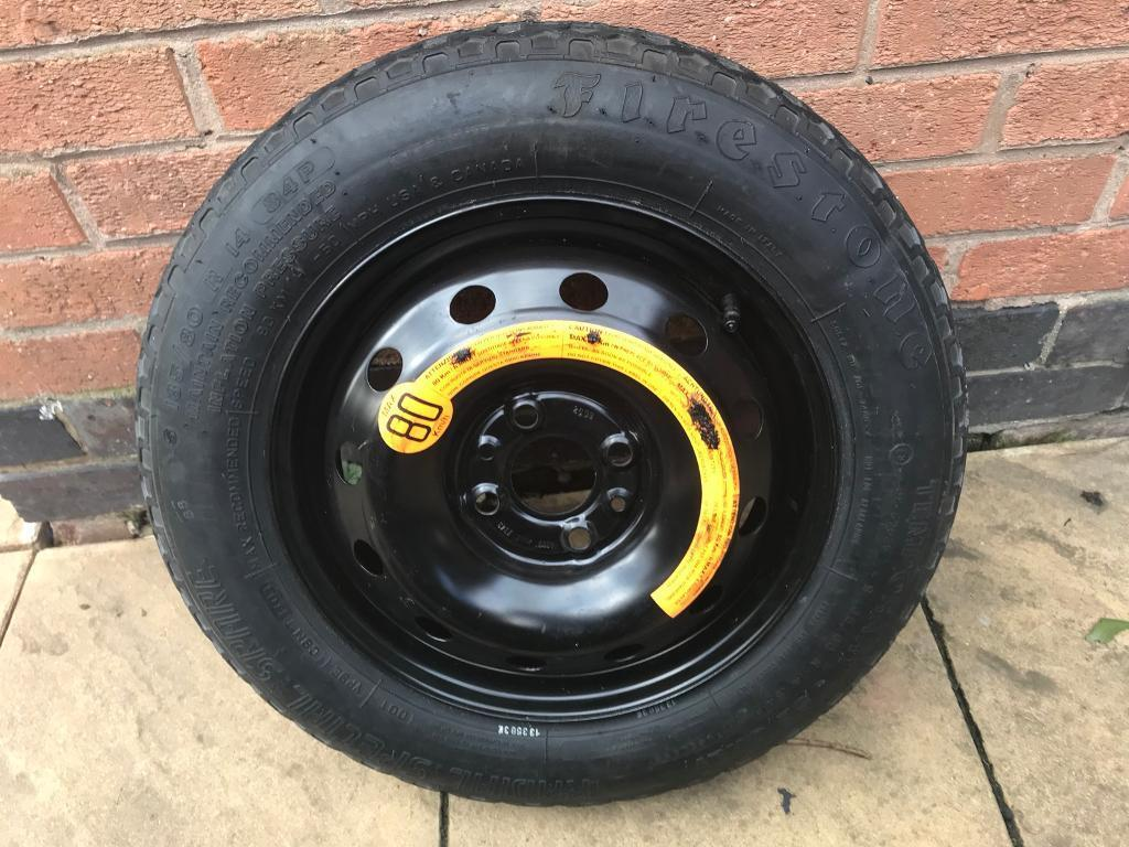 Ford Ka Mk Space Saver Tyre