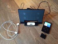 iPod Classic 80gb & Bluetooth adapter