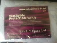 Mattress protection mat