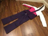Women's ski jacket and pants - size 6