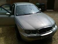 Rover 75 - 2.5V6 - 2000(X) - 78600 miles