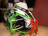 Don't Be Left In a Snow Drift this Winter!! Buy an Arctic Cat!!