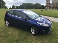 Ford Fiesta 1.25 Zetec 3 door, immaculate, SORRY NOW SOLD, SORRY NOW SOLD