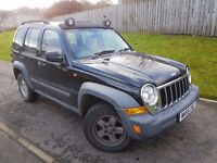 Jeep Cherokee (2005) with gearbox issue