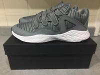 Nike Jordan Formula 23 Low In Cool Grey/ White UK 8/Eur 42.5