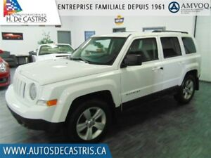 2011 Jeep Patriot NORTH EDITION*4x4, AUTOMATIQUE, A/C