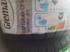 165/70r14 tyres 2 of