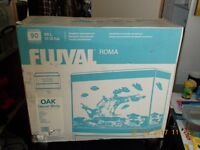 Fluval Roma 90 Litre Fish Tank (Brand new in box)