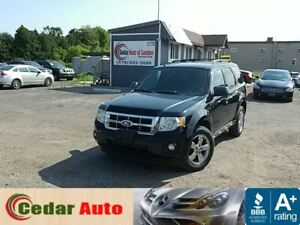 2012 Ford Escape XLT V6 4WD - Managers Special