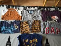 Large amount of boys clothes mainly size 4-5, few items 3-4