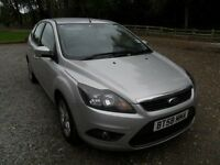 2009 FORD FOCUS 1.6TDCI ZETEC. EXCELLENT CONDITION