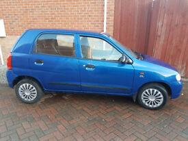 Suzuki ALTO very good condition 2006 Reg REDUCED £1499-£1299